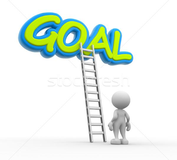 Ladder Stock photo © coramax