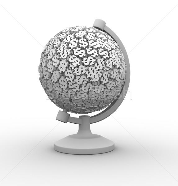 Sphere Stock photo © coramax