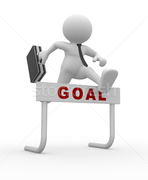 Goal Stock photo © coramax