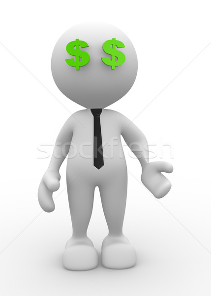 Dollar sign Stock photo © coramax