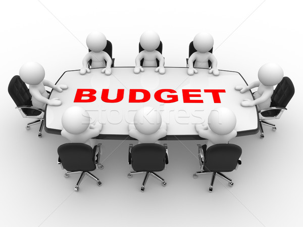 Budget Stock photo © coramax