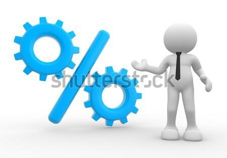 Gear mechanism Stock photo © coramax