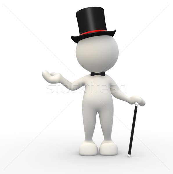 Gentleman  Stock photo © coramax