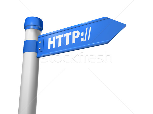 Http Stock photo © coramax