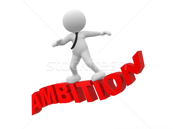 Ambition Stock photo © coramax