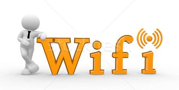 Wifi Stock photo © coramax