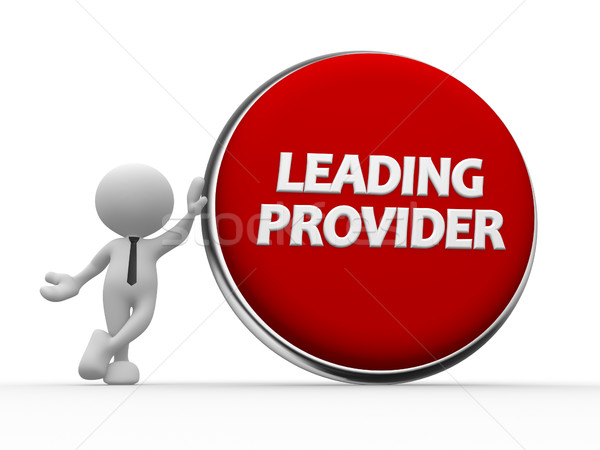 Leading provider Stock photo © coramax