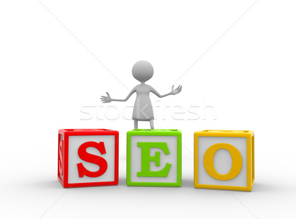 Search Engine Optimization. Stock photo © coramax