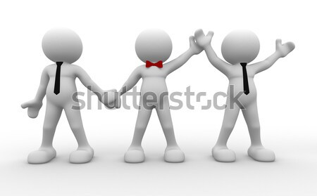Businessmen Stock photo © coramax