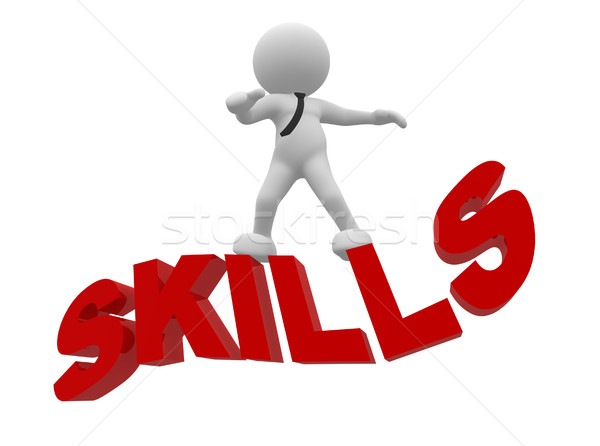 Skills Stock photo © coramax