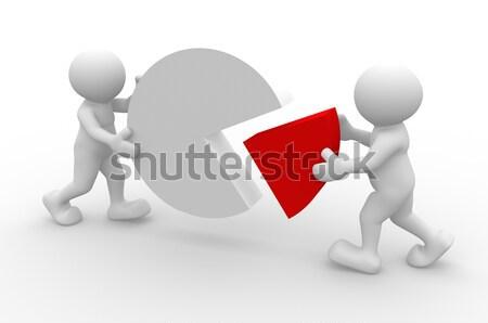 Businessman Stock photo © coramax