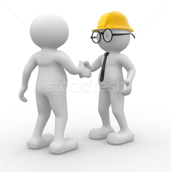 Builder Stock photo © coramax