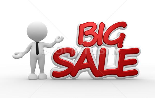 Big sale Stock photo © coramax