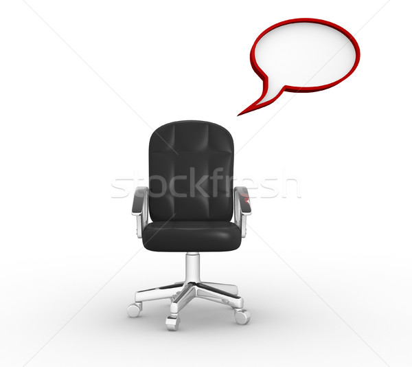Office chair Stock photo © coramax