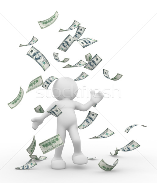 Dollar Stock photo © coramax