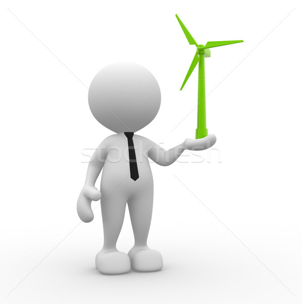 Turbine Stock photo © coramax