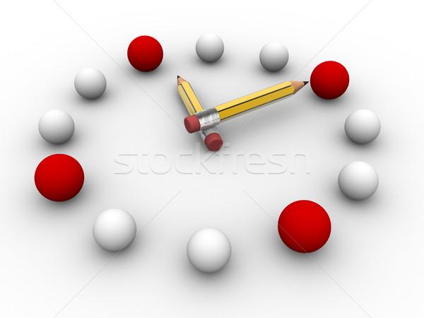 Clock Stock photo © coramax