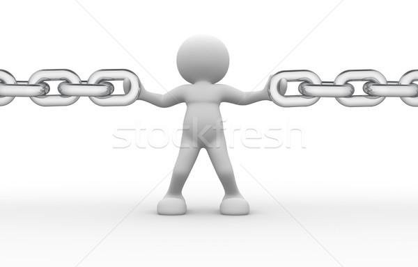 chain Stock photo © coramax
