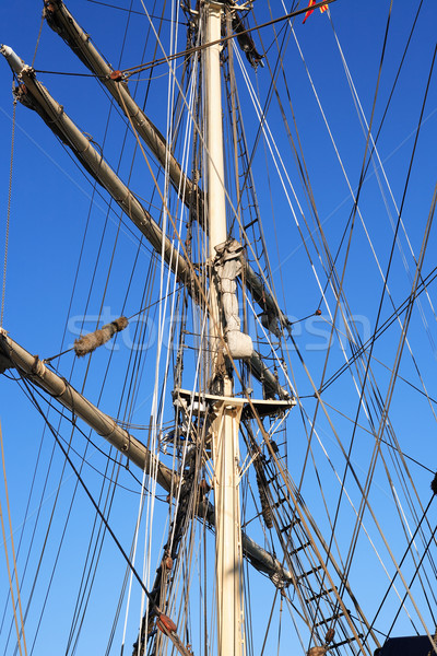 Ship Mast Stock photo © cosma