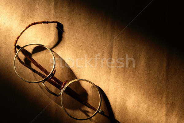 Old Spectacles Stock photo © cosma