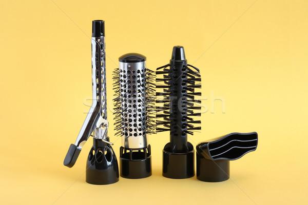 Hairdressing Set Stock photo © cosma