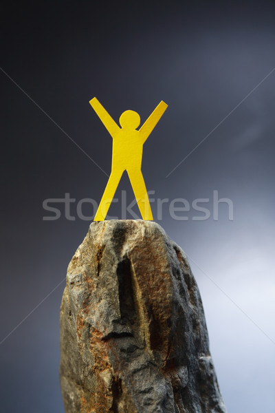 Success Concept. Achievement Stock photo © cosma