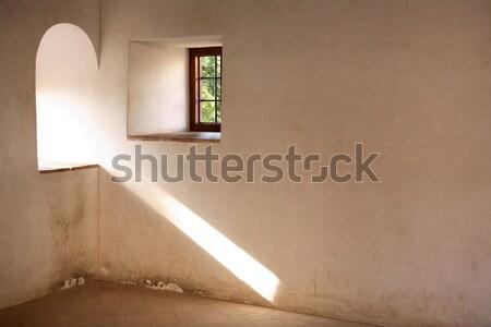 Window With Sunbeam Stock photo © cosma