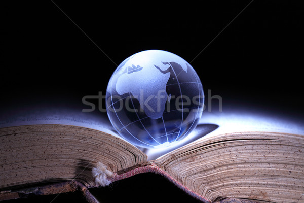 World Literature Concept Stock photo © cosma