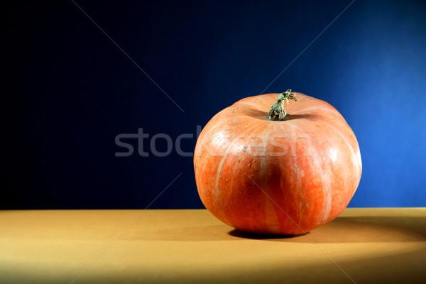 Pumpkin Fruit Stock photo © cosma
