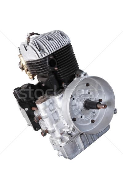 Motorcycle Engine Stock photo © cosma