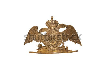 Old French Insignia Stock photo © cosma