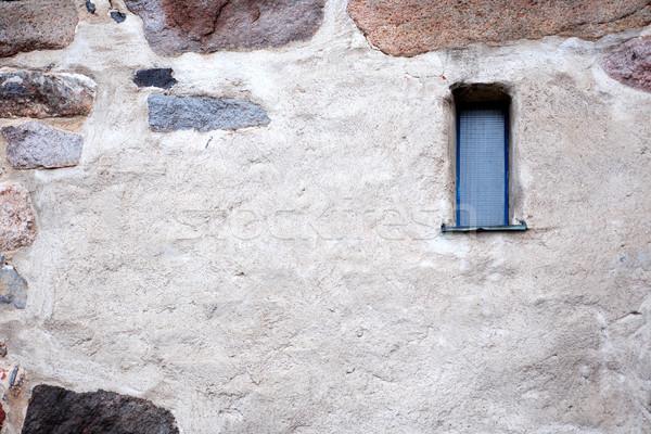 Narrow Window Stock photo © cosma