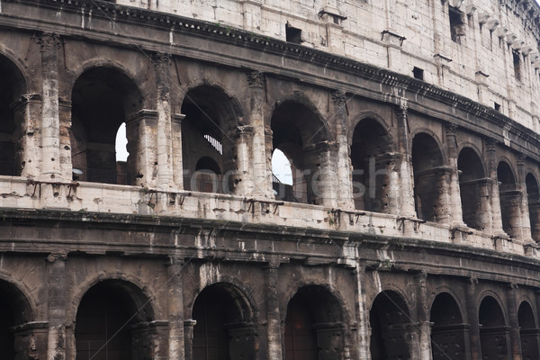 The Coliseum, Rome Stock photo © cosma