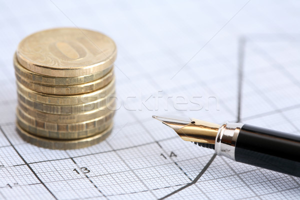 Profit Concept Stock photo © cosma