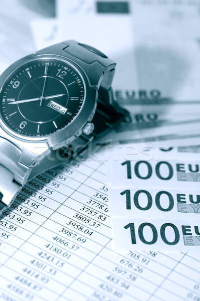 Time Is Money Stock photo © cosma