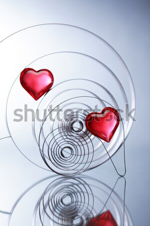 Heart In Spiral Stock photo © cosma