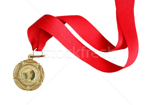 Gold Medal Stock photo © cosma
