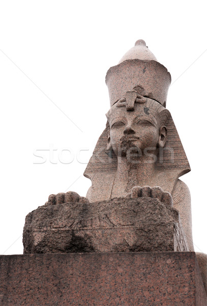 Sphinx Statue Stock photo © cosma