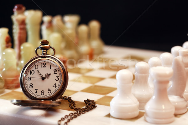 Time For Chess Game Stock photo © cosma