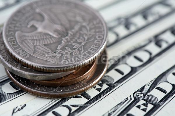 USA Cash Stock photo © cosma