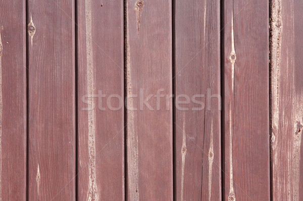 Timbered Fence Stock photo © cosma