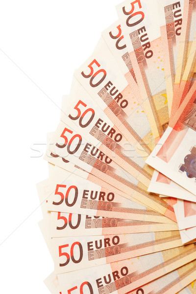 European Union Currency Stock photo © cosma