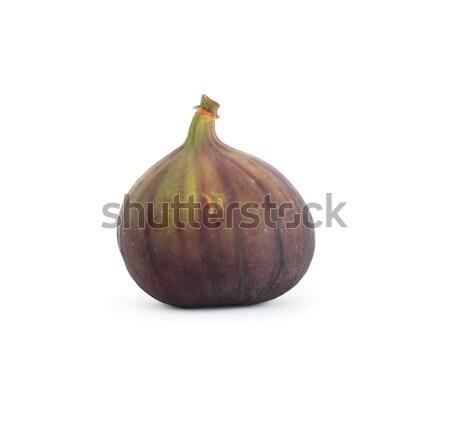 Fig On White Stock photo © cosma