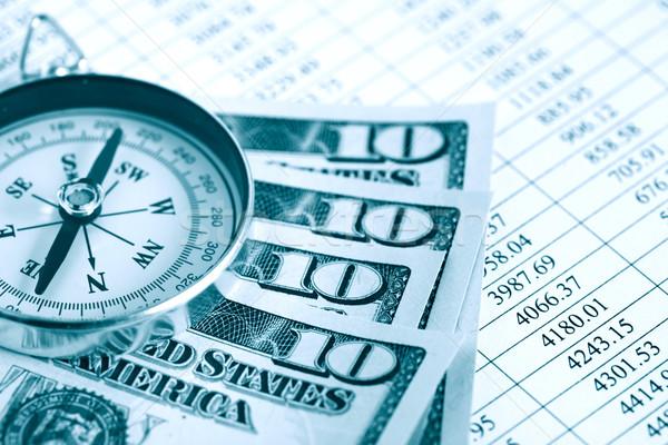 Financial Navigation Stock photo © cosma