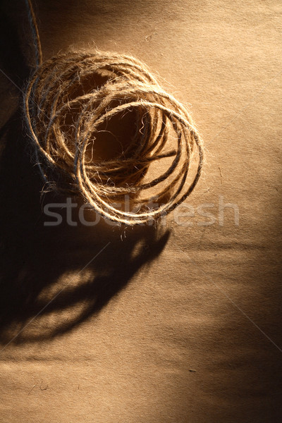 Skein Of Rope Stock photo © cosma