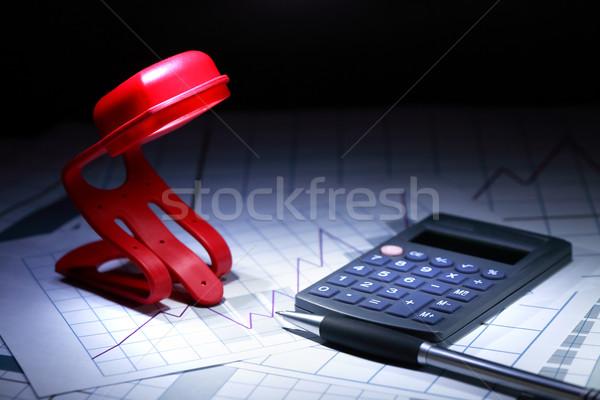 Business Planning Stock photo © cosma