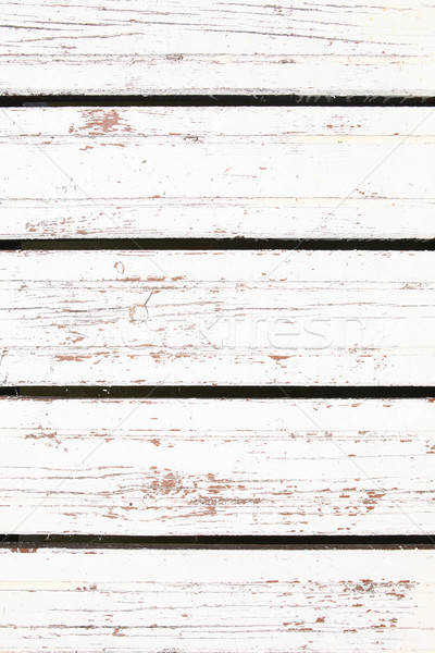 Timbered Fence Stock photo © cosma