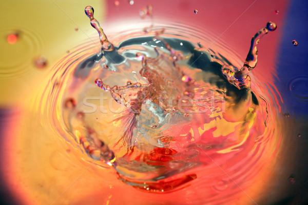 水 ファンタジー いい 抽象的な ストックフォト © cosma