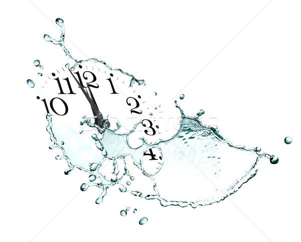 Time Flow Stock photo © cosma
