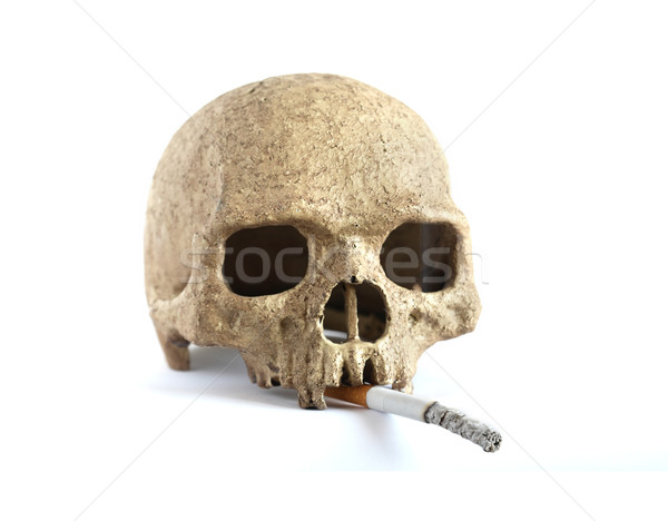 Smoking Is A Health Hazard Stock photo © cosma